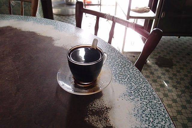Malaysian kopi o