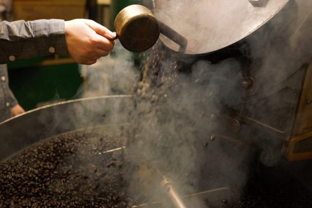 coffee roasting