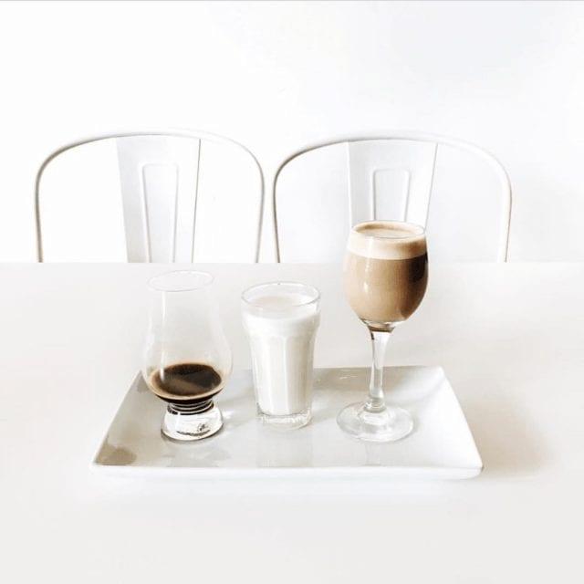 componentes de la leche