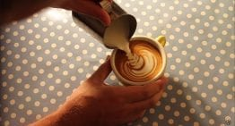 VIDEO: Are You Pouring Your Latte Art Too Fast?