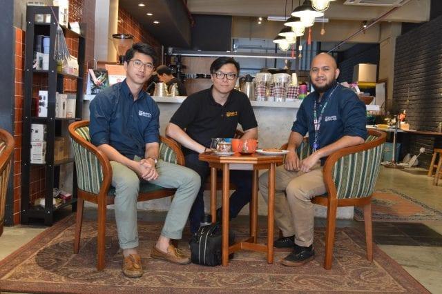 malaysian coffee scene