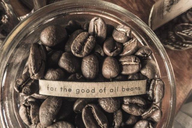 monastery farm coffee