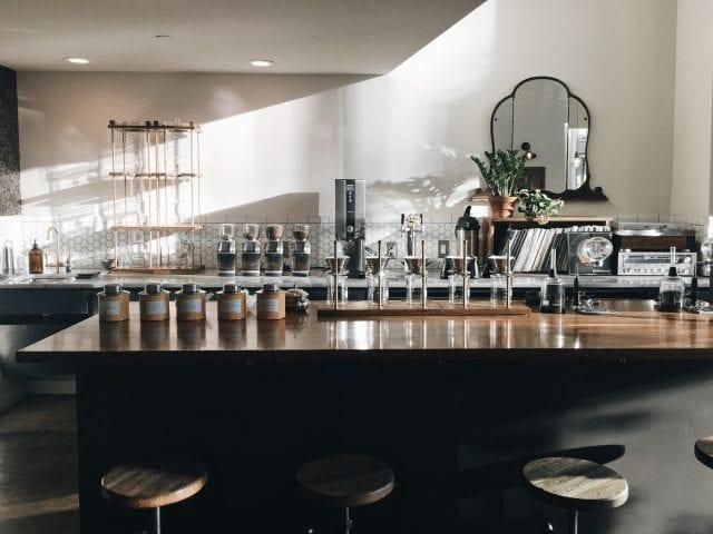 tienda de cafe de especialidad
