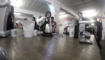 What Happened at Mazzer & Mulmar ZM Filter Cup Competition?