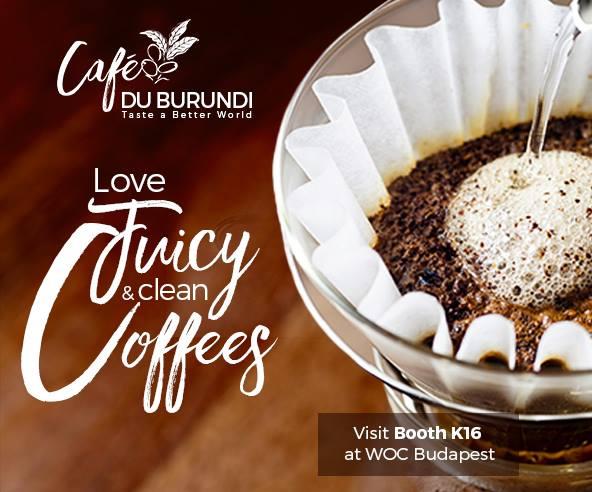 Cafe du Burundi cupping