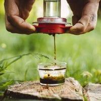 Handheld Espresso Maker Creates Sustained 9 Bars of Pressure