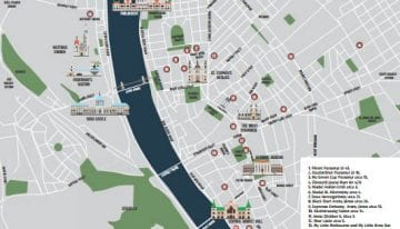 Where to Get Coffee in Budapest: Official WOC Map