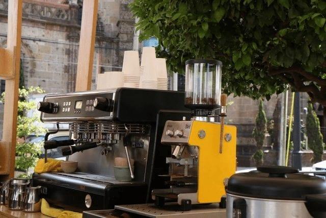 maquina de espresso dalla corte