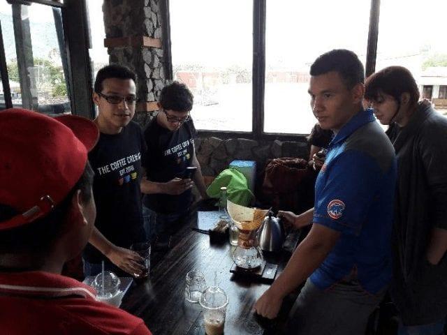 taller de barismo