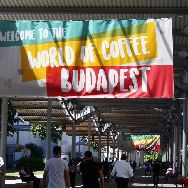 World Of Coffee Budapest