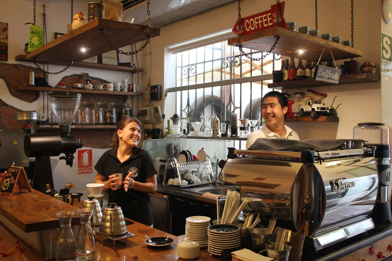 A Specialty Coffee Shop Tour of Lima, Peru