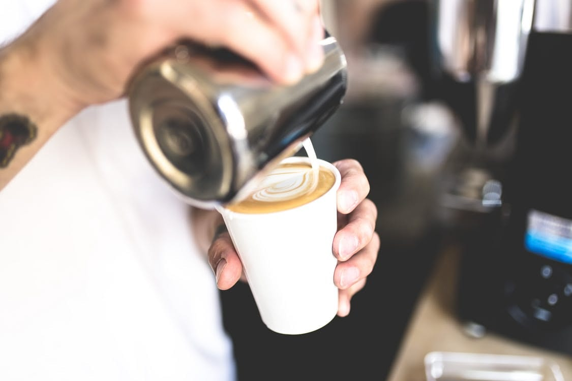 A Barista Guide to Almond Milk & Latte Art | Perfect Daily Grind
