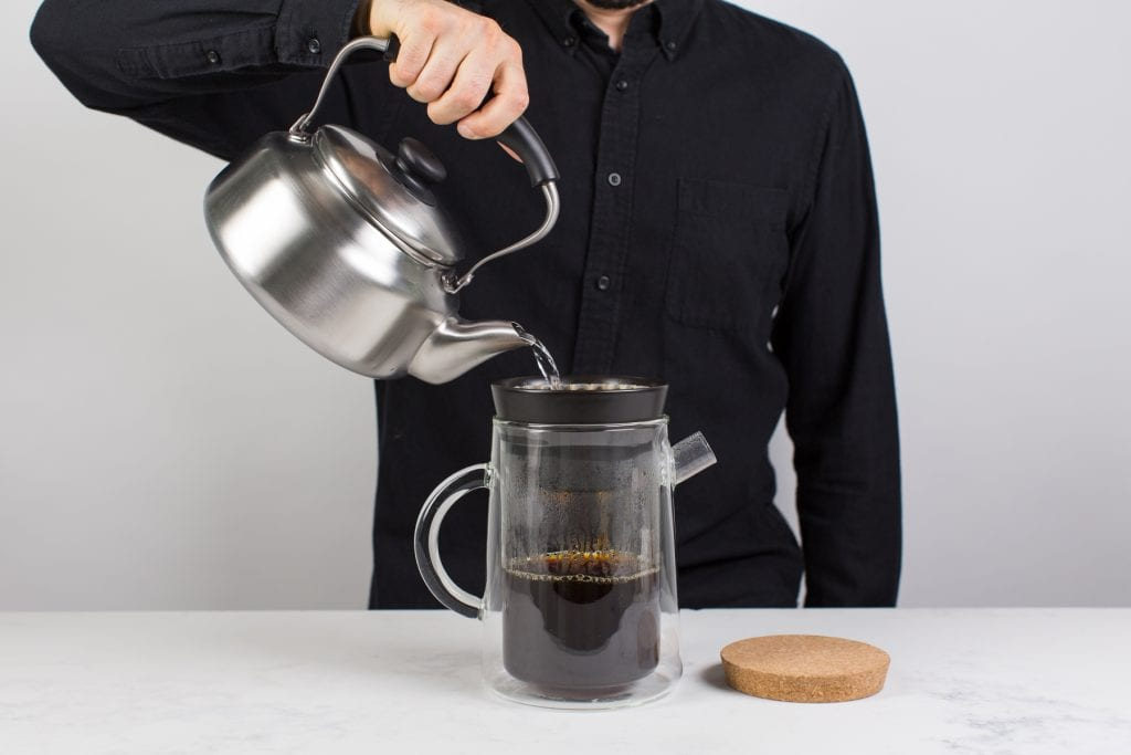 Manual Coffeemaker No 3