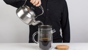 The Coffee Brewer That Allows You to Choose Between Pour Over, French Press, & Cold Brew