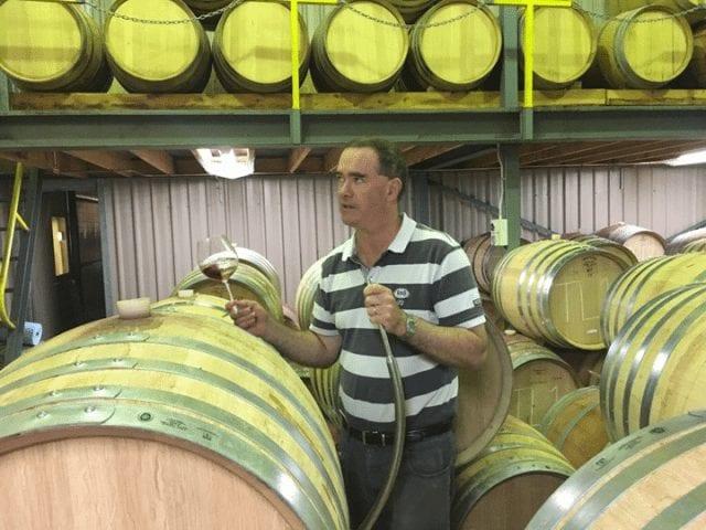 barriles de fermentacion