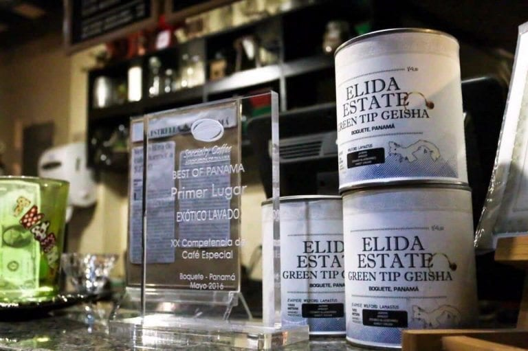 cafe de elida coffee estate