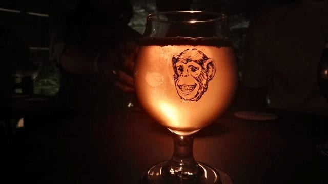 cerveza mono bandido