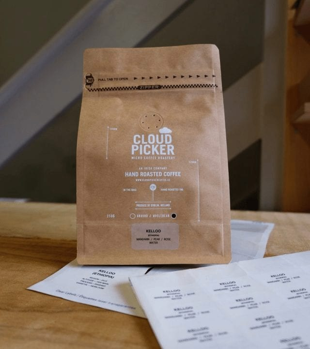 cafe de cloud picker coffee roasters