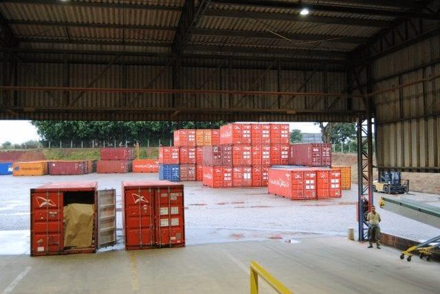 contenedores de exportacion