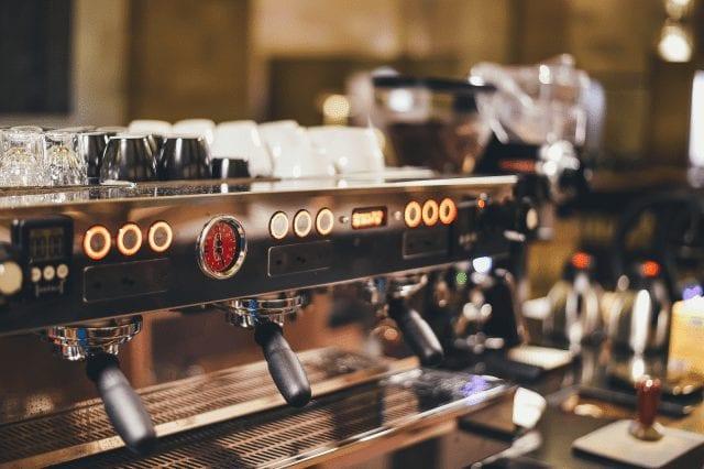 maquina de espresso la maarzocco