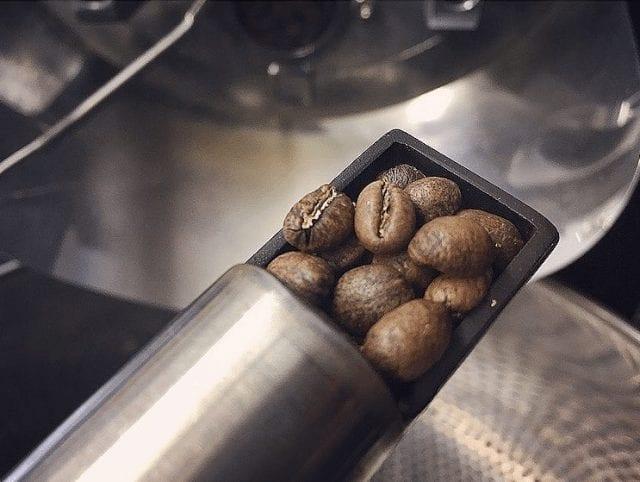 inspeccion de granos de cafe