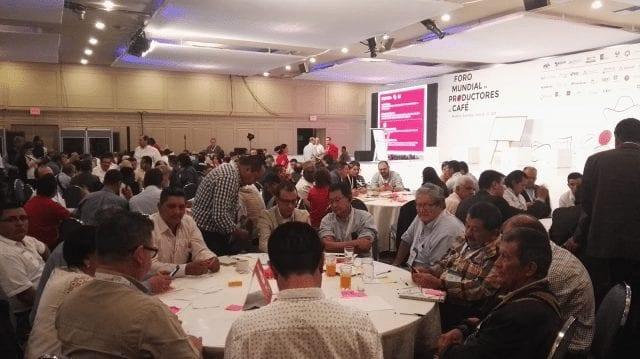 talleres en el foro mundial de productores