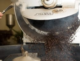 Effective Data Collection for Coffee Roasters