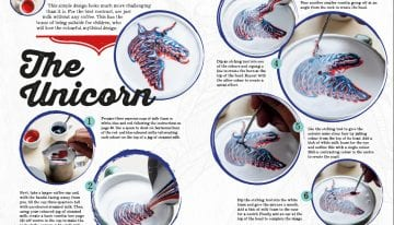 5-Time Latte Art Champion Publishes Latte Art Design Book