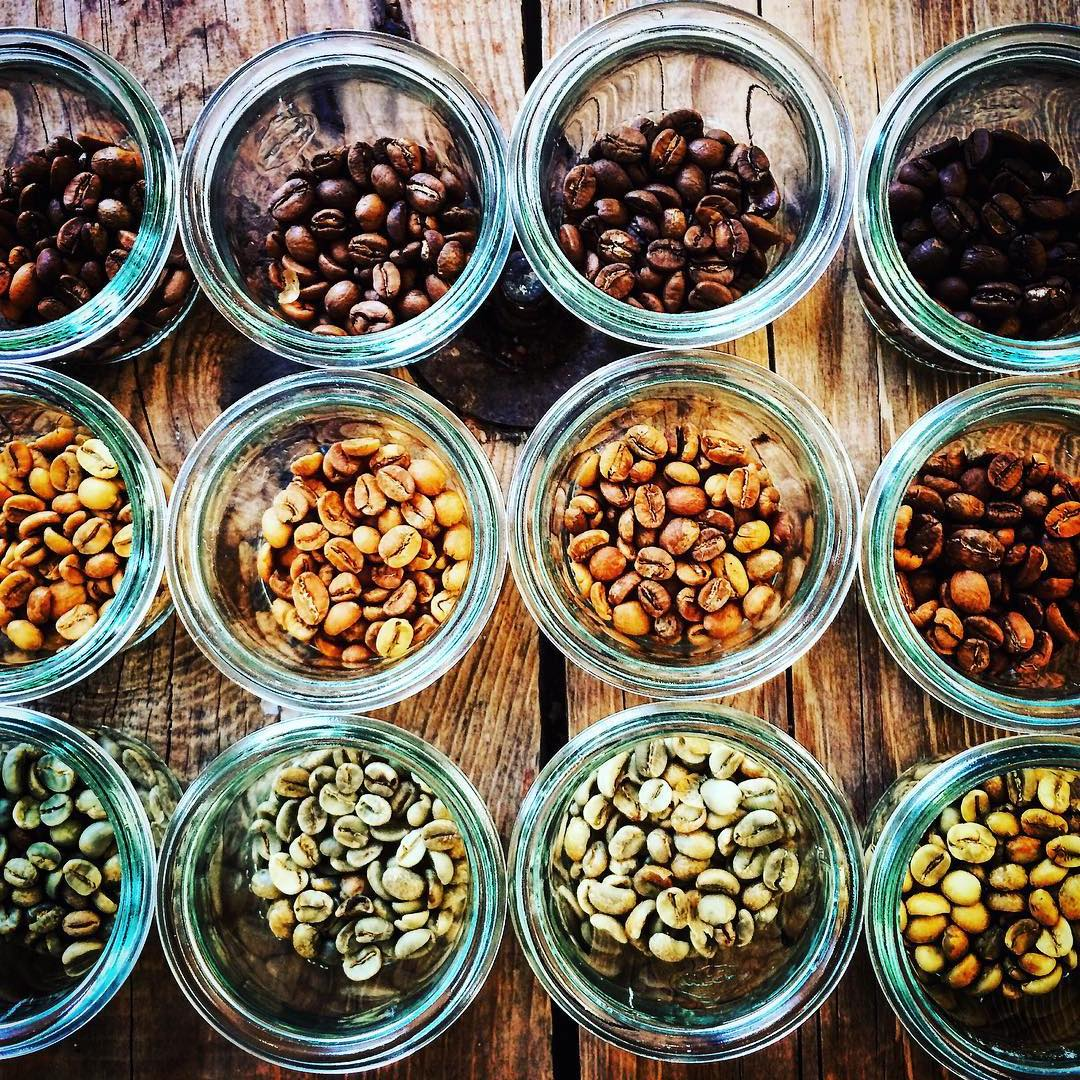 Coffee Roasting Guide How To Control Charge Temperature