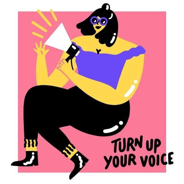 alza tu voz