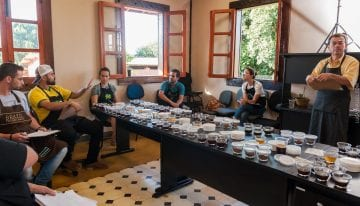 Understanding How a Coffee Tastes – Through a Microscope's Lens