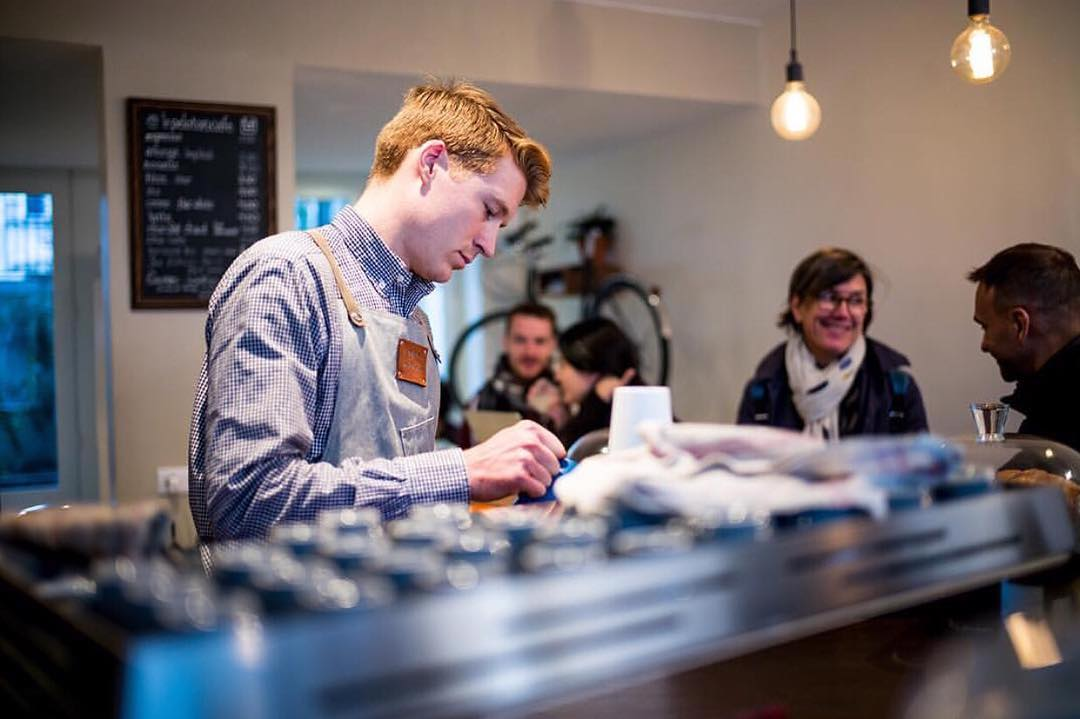 Café Recruitment: The Personality Traits of a Good Barista
