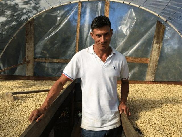 productor de cafe en honduras