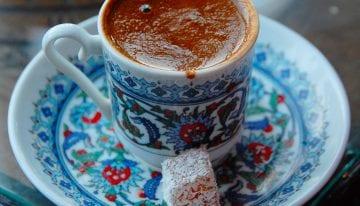 4 Modernizaciones del Café Turco Tradicional