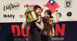 Cómo Berg Wu Campeón Barista Ganó su Título en el 2016 World Barista Championship