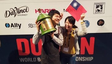 How 2016 World Barista Champion Berg Wu Won His Title