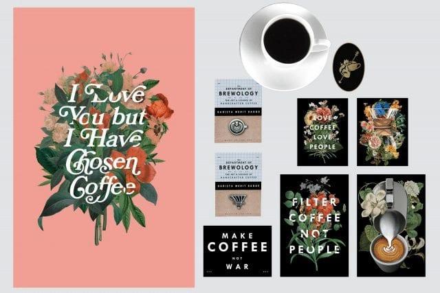 Productos de café