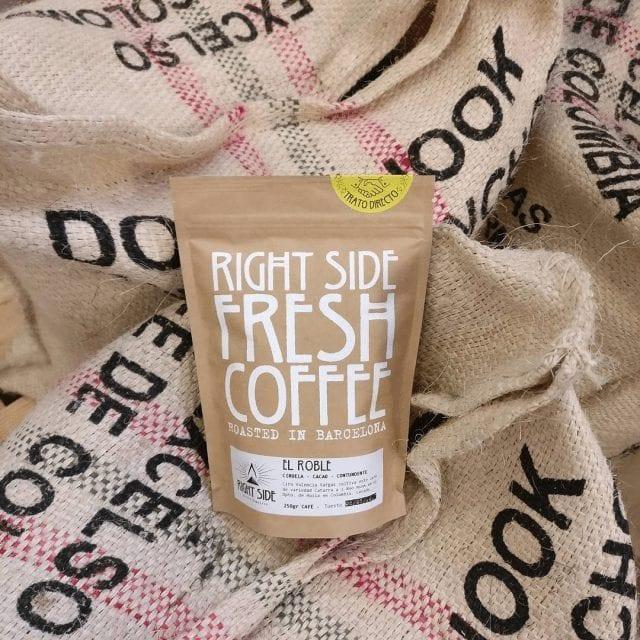 Cafe comercio directo