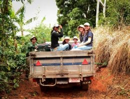 A Day in a Coffee Producer's Life