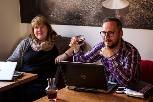 معرفی قهوه تخصصی به مشتریان