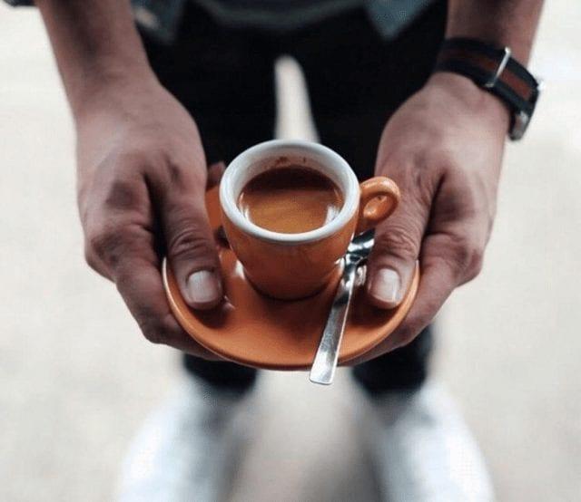 Espresso listo