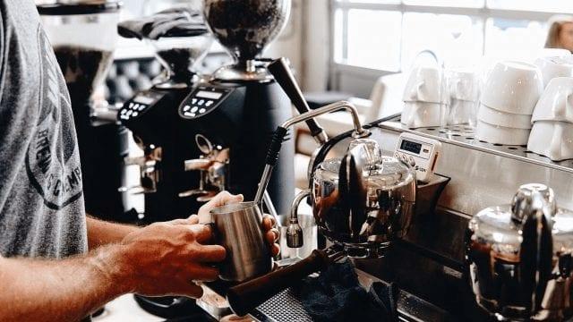 maquina espresso