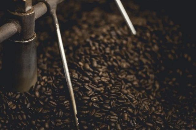 Cafe recien tostado