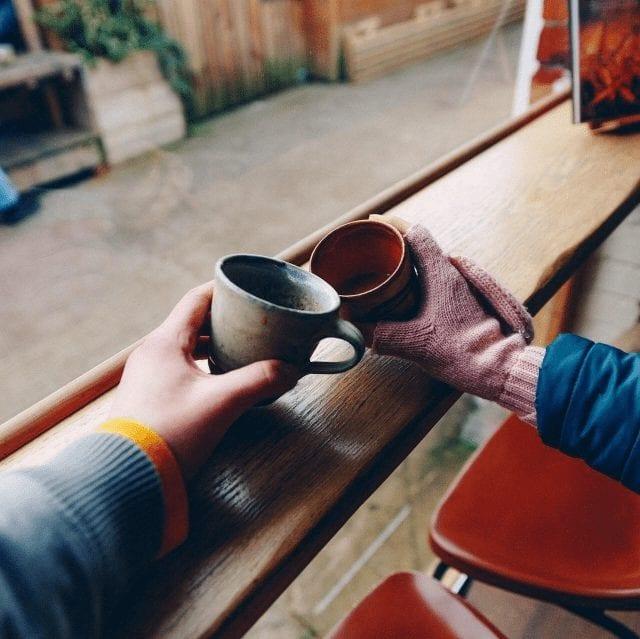cafe para dos