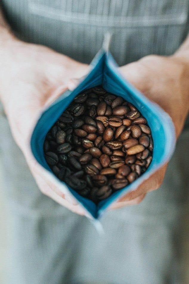 bolsa de cafe