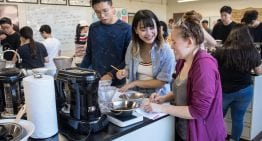 Basket Shapes & Water Quality: Filter Coffee in The Science Lab