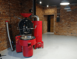How to Add A Roaster to Your Specialty Coffee Shop