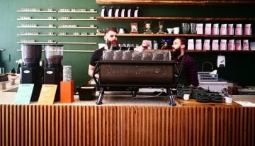 A Guide to Setting Up The Espresso Machine in Your New Café