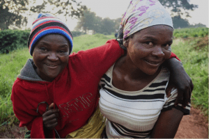 Zimbabwean women hopeful for the future
