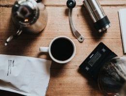 Blending Coffee Through Molecular Analysis